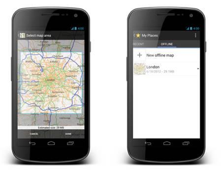 بالفيديو الآن تصفح خرائط google على نظام
